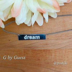 NWT G By GUESS Necklace